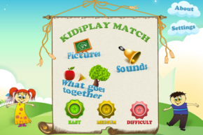 KIDiPLAY Match Icon