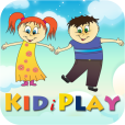 KIDiPLAY Match Memory Game
